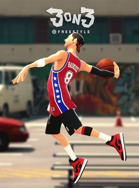 freestyle release date streetball style