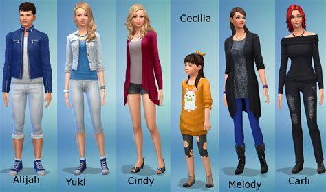 post  pic   favebest sims outfit original game
