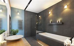 salle de bain zen a rennes With salle de bain en long