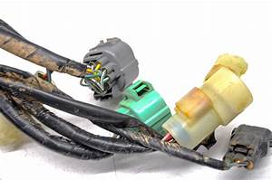 01 Honda Rancher 350 2x4 Wire Harness Electrical Wiring