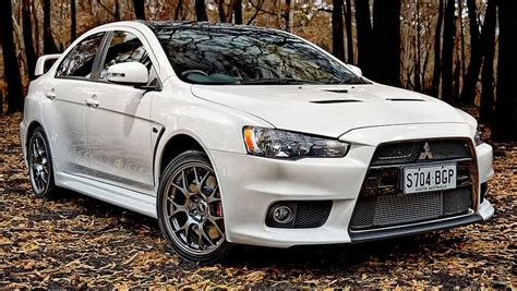 New Mitsubishi Evolution by 2015 Mitsubishi Lancer Evolution Edition New Car