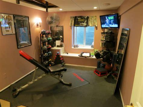 Outdoor Home Gym Design