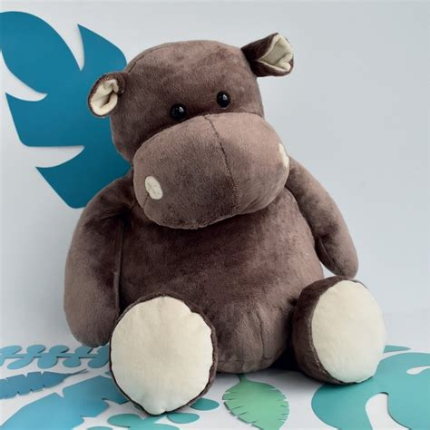 peluche hippo g 233 ant histoire d ours
