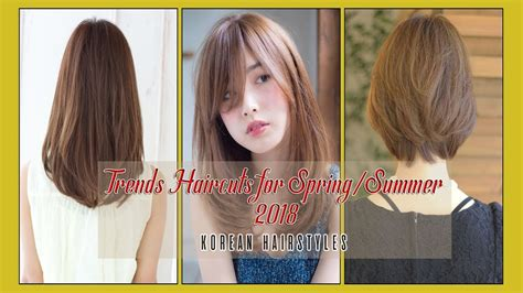 korean hair style for trends haircuts for summer 2018 korean hairstyles 4798