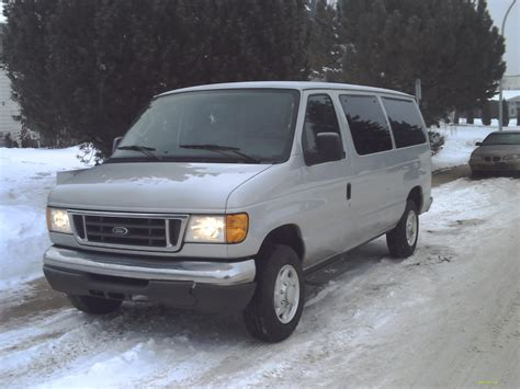 Ford E350 by Waiteaminute 2006 Ford E350 Duty Passenger Specs