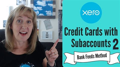 You will also find that any loan accounts also appear as assets in the initial set up. Xero | How to Handle Credit Card Subaccounts - Bank Feeds Method - YouTube