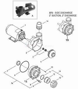 Aqua-flo Xp  U0026 Xp2 Parts