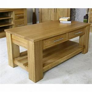 coffee table modern dark colors solid oak coffee table With oak coffee tables for sale