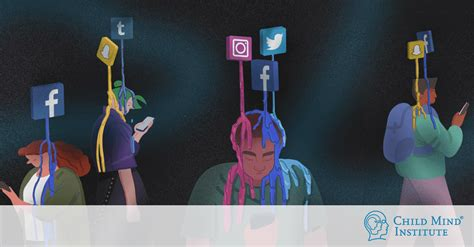 social media effects  teens impact  social media