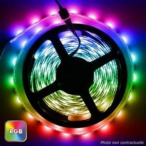 Eclairage Led En Ruban : ruban led ou strip led blog eclairage design ~ Premium-room.com Idées de Décoration
