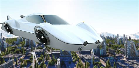 future  flying cars science fact  science fiction