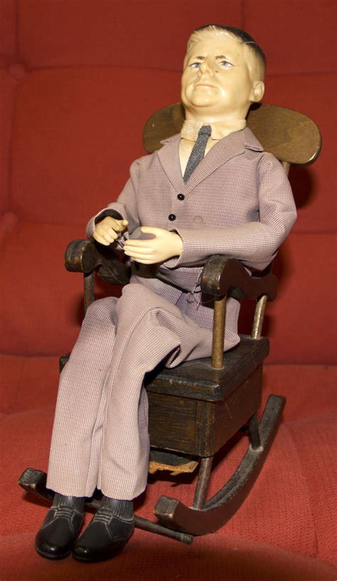 Jfk Rocking Chair Doll by Political Objects 17 Hilobrow