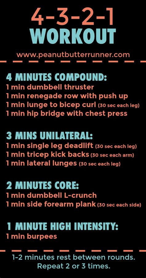 minute total body dumbbell strength workout