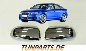 Audi A4 Chrom Spiegel : s look chrom spiegelkappen f r audi a3 a4 a6 hier ~ Jslefanu.com Haus und Dekorationen