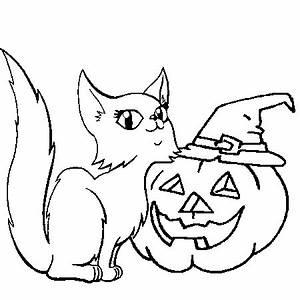 Citrouille Halloween Dessin : dessin citrouille d 39 halloween a colorier dessin colorier ~ Melissatoandfro.com Idées de Décoration
