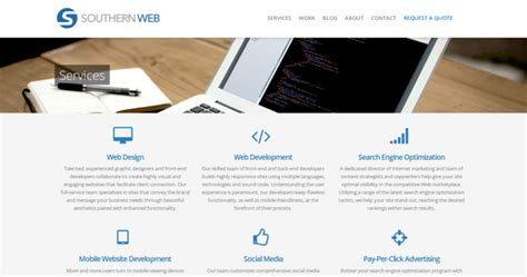 small business website design southern web best small business web design firms