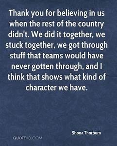 Shona Thorburn ... Shona Funny Quotes