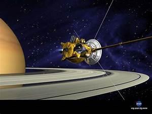 space, Saturn, Cassini Huygens, NASA, Planetary Rings ...