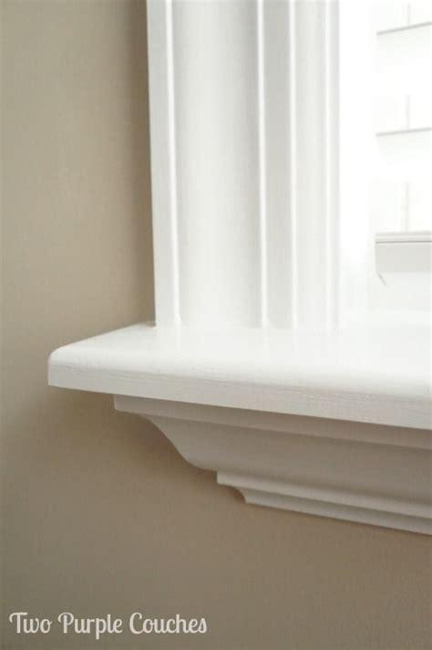 install   window trim diy kitchen window