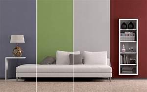 Farbe An Wand : wand streichen w nde richtig streichen leichtgemacht ~ Markanthonyermac.com Haus und Dekorationen