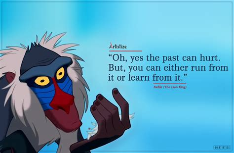 5 Inspirational Quotes From Disney Cartoon Characters