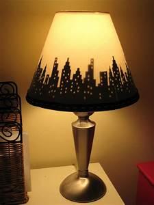 Create a custom lamp shade with your Cricut