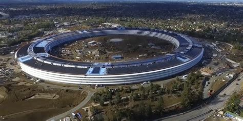 apple cus 2 le futuriste nouveau siège social d 39 apple
