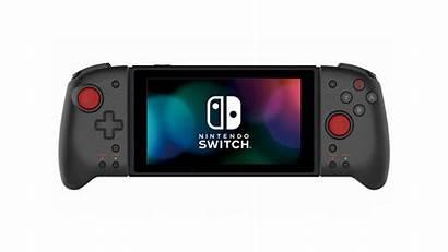Switch Nintendo Hori Controller Slashgear Grip Horis