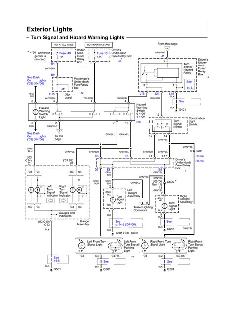 Freightliner Classic Ignition Switch Wiring Schematic by Repair Guides Wiring Diagrams Wiring Diagrams 11 Of