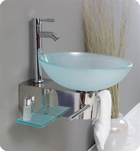 18 fresca cristallino fvn1012 modern glass bathroom