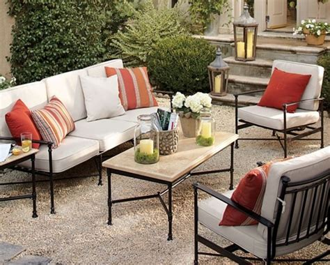 Pottery Barn Outdoor Furniture Ideas