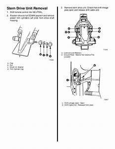Mercruiser Bravo 3 Parts Diagram