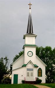 Beautiful Old Country Churches