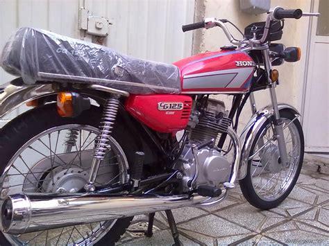 2002 Honda Cdi 125