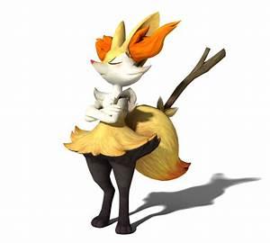Braixen Pokemon In A Dress Images | Pokemon Images