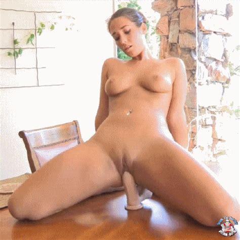 Eva Lovia Pornstar Masturbating On Dildo Spankthebutcher