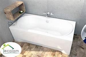 Acryl Badewanne Reinigen : badewanne wanne rechteck acryl 170 180 x 80 cm sch rze ~ Lizthompson.info Haus und Dekorationen