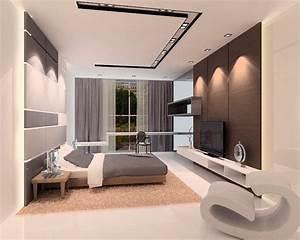 Deco Chambre A Coucher : deco chambre a coucher parent ~ Teatrodelosmanantiales.com Idées de Décoration