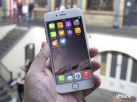iphone 6 apps yes iwork apps are pre installed on the 64gb and 128gb