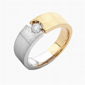 buy a hand crafted mens 14kt two tone custom wedding band With custom made mens wedding rings