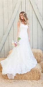 Rustic country wedding dress wwwimgkidcom the image for Dress for barn wedding