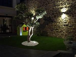 Eclairage Exterieur Jardin : eclairage exterieur jardin design attrayant eclairage ~ Melissatoandfro.com Idées de Décoration