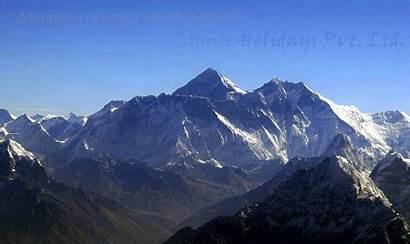 Flight Everest Mountain