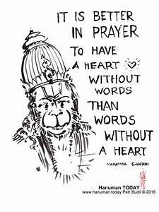 25+ best ideas ... Jai Shree Hanuman Quotes