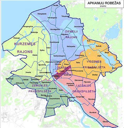 Visi Rīgas rajoni - Spoki