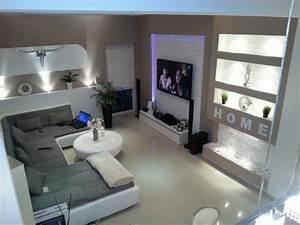 Wohnzimmer Tv Wand Ideen : die besten 25 rigips ideen auf pinterest indirekte beleuchtung tv wand beleuchtung und tv ~ Orissabook.com Haus und Dekorationen