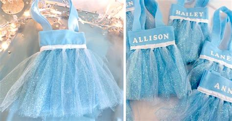 disney frozen elsa party favor bags  sisters