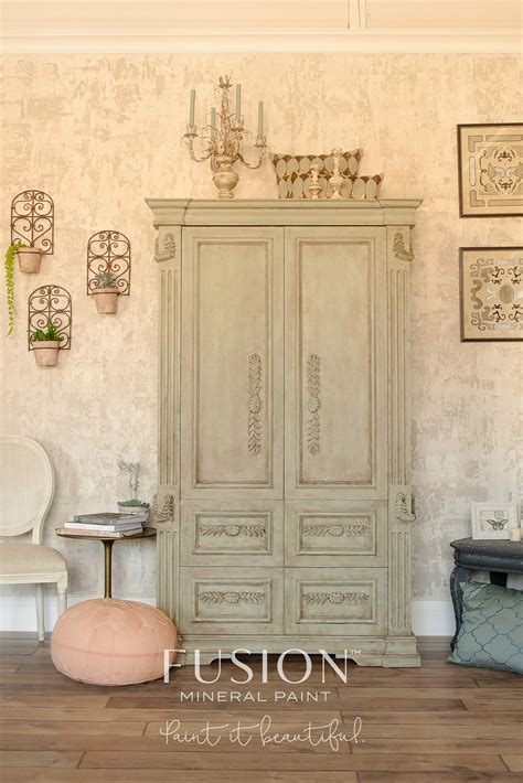Wand Vintage Streichen by How To Create Textured Vintage Walls Fusion Mineral Paint