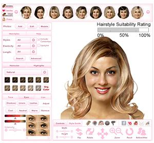 free virtual hairstyles upload photo hair and hairstyles
