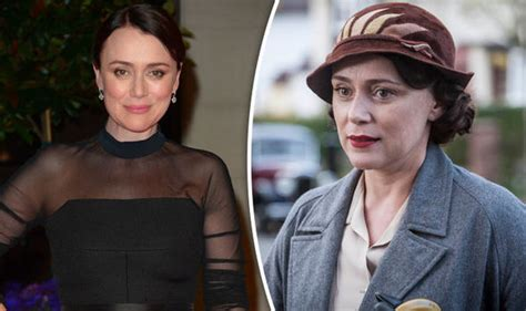 kelly hawes actress keeley hawes criticises the lack of opportunities for